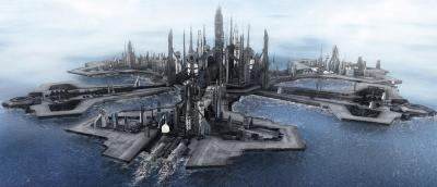 Commandant en chef de la Base Atlantis