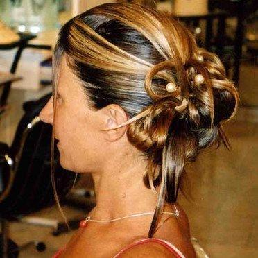 Quelques idees chignon mariage blog de meli coiffadomicile - Idee chignon mariage ...